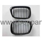BMW E39 PANJUR SET MAT SİYAH 00/- BTAP 51137005837, 51137005838