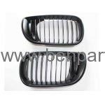 BMW E46 BMW E46 PANJUR SET PARLAK SİYAH 98-05 BTAP 51137030545, 51137030546
