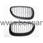BMW E60 PANJUR SET MAT SİYAH 03-09 BTAP 51137065701, 51137065702
