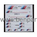 BMW YAZI BMW PERFORMANCE BEYAZ NATUREL BMW277520