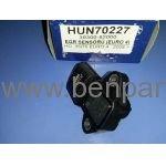 HYUNDAI HD35 EGR VALF SENSÖRÜ HD75 EURO4 08/- ORJINAL 39300-82000