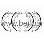 AMAROK FREN BALATASI ARKA KAMPANA 12/- BOSCH 2H0698525
