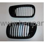 BMW E46 PANJUR SET 3RENK SİYAH 01-05 BTAP 51137042961, 51137042962