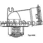 MERCEDES TERMOSTAT 02- W164 W211 W221 W212 WAHLER