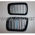 BMW E36 51138195151-152 PANJUR SET 3RENK SİYAH BTAP