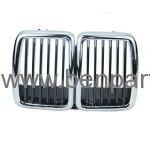 BMW E30 51131884350 PANJUR SET KROM BTAP