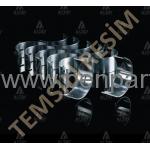 HYUNDAI YATAK KOL TUCSON SANTAFE SONATA SPORTAGE CARENS DİZEL (0.50) SAHIN KL-4376-0.50