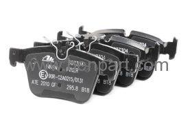 MERCEDES W205 ARKA FREN BALATASI 274- 4MATIC 2013- DELPHI DEL LP2763
